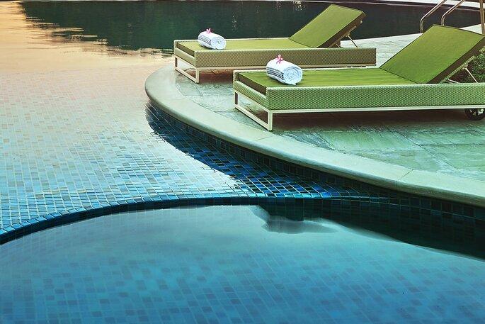 Hotel: Vivanta by Taj Dwarka.