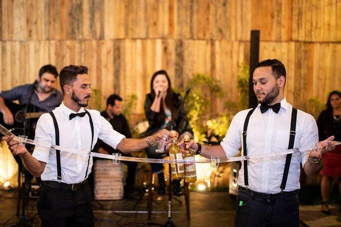 bar para casamentos