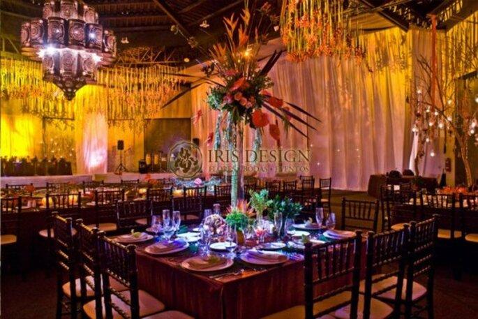 Destination wedding design in Mexico