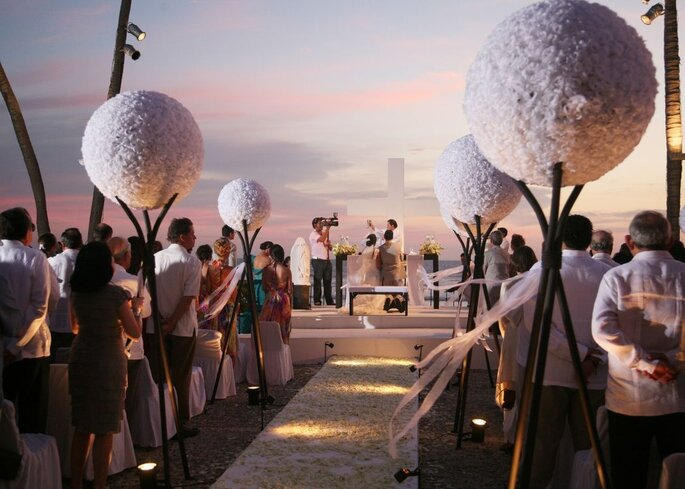 Hotel Tres Vidas lugar para bodas Acapulco