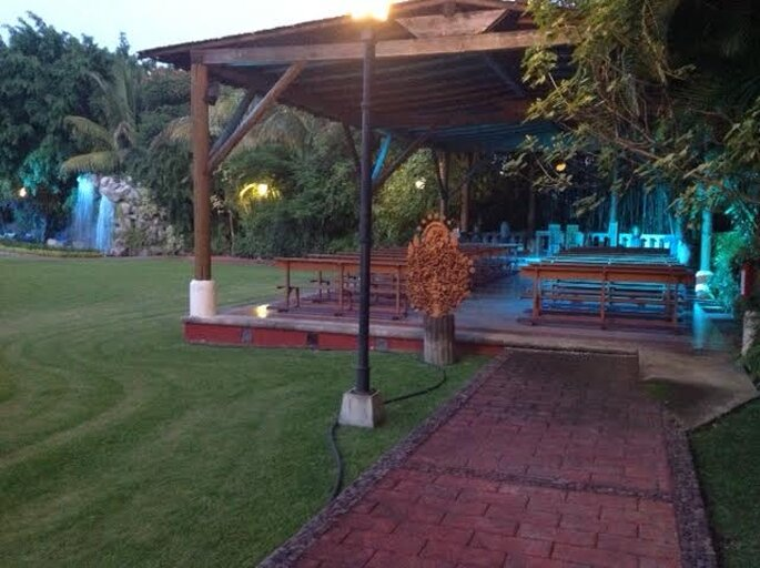 Jardín Terraza El Despertar