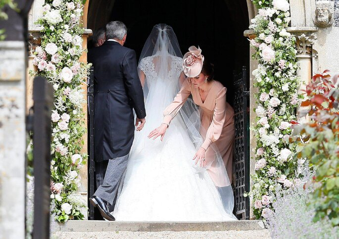 Vestido de noiva de Pippa Middleton