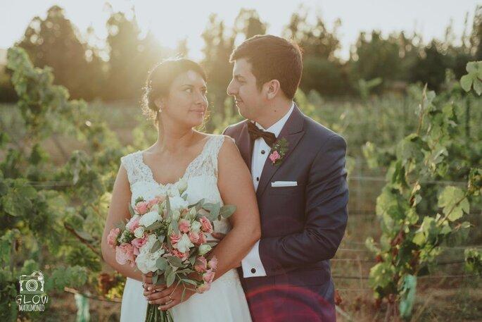 Glow Producciones fotógrafo bodas Valparaíso