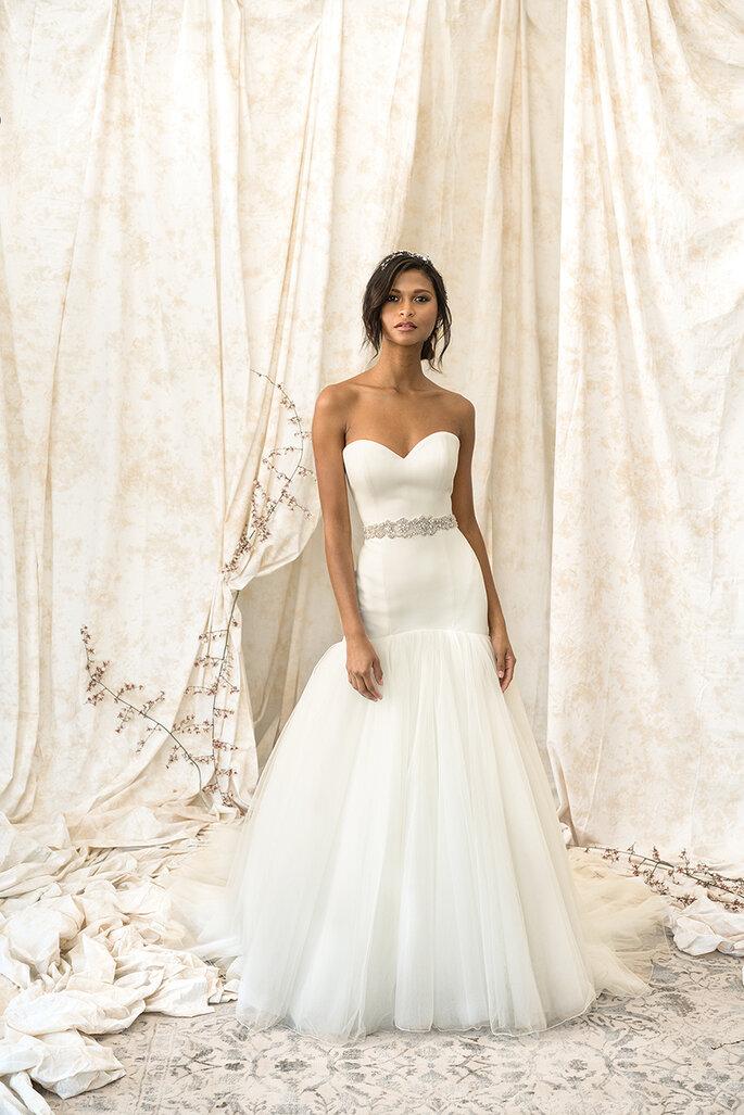 Vestidos de novia Justin Alexander 2018.