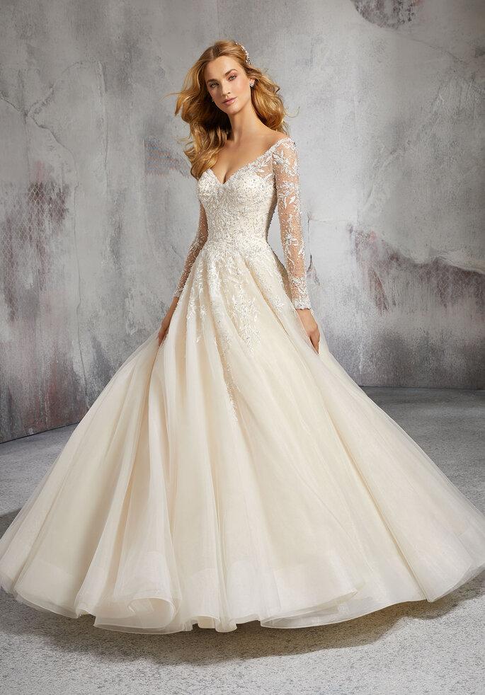f45bda92b Atrapa todas las miradas! Mori Lee Bridal diseña tu vestido soñado ...