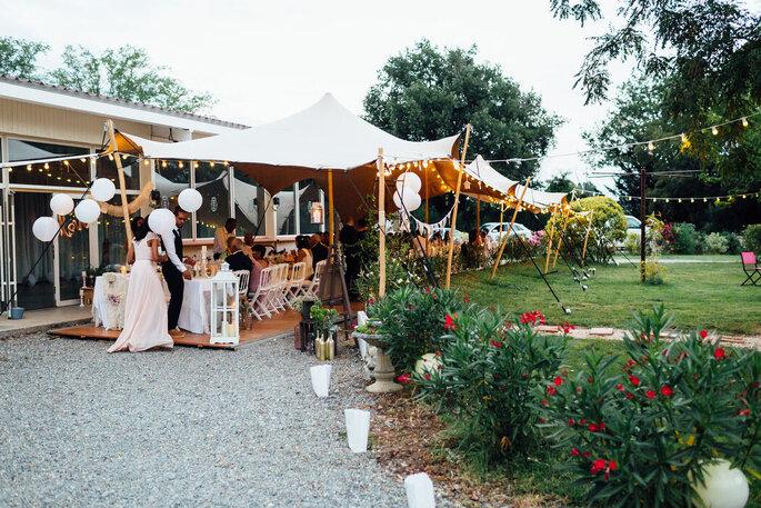 Organic Concept Toulouse - Location de matériel mariage - Haute-Garonne