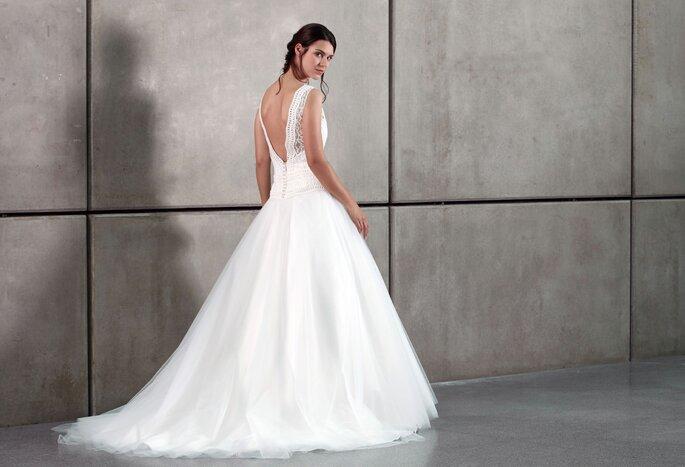 Brautkleider Créations Bochet 2020
