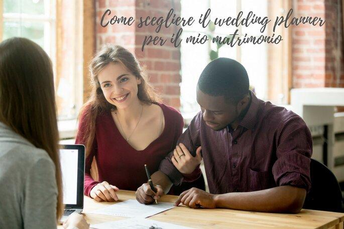 Come scegliere il wedding planner per il tuo matrimonio
