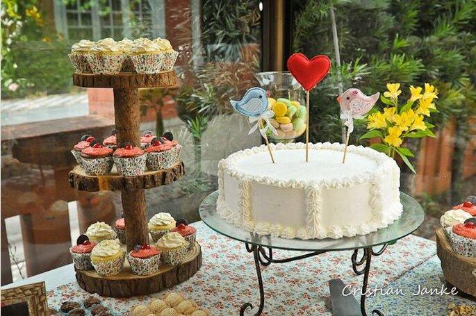 Decoração de casamento rústica é tendência garantida