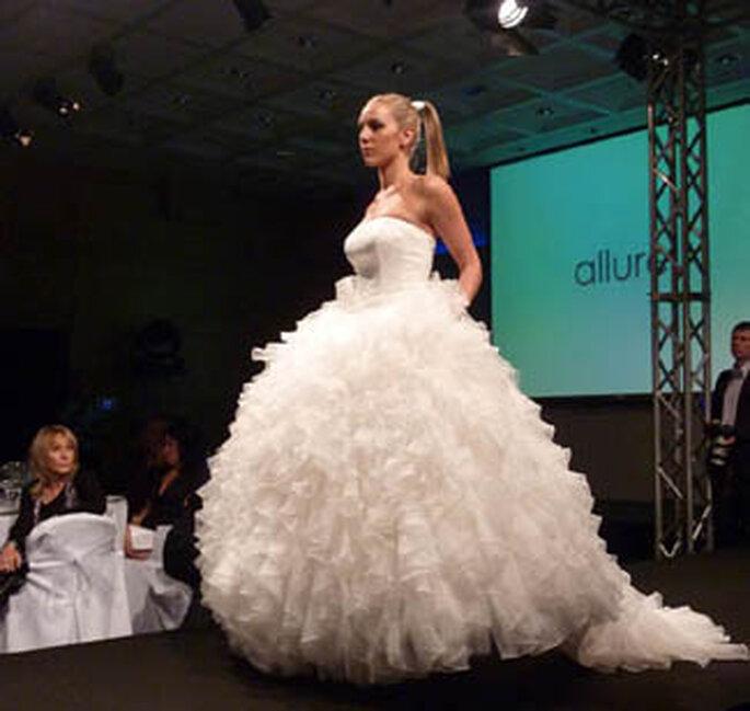 Robe de mariée Pronuptia 2012