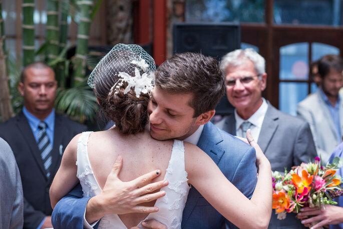 cerimônia casamento diurno