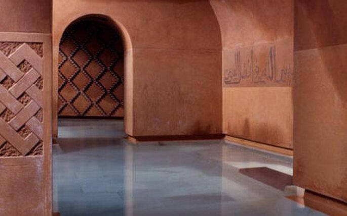 Baños árabes para novias
