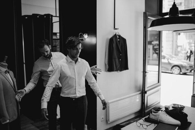 Atelier Coqlico - costumes de marié sur-mesure