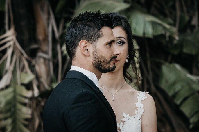 Couple Creative Photo