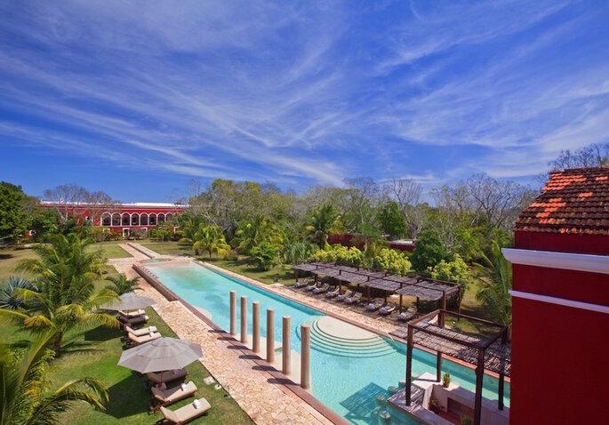 Foto: Hacienda Temozón