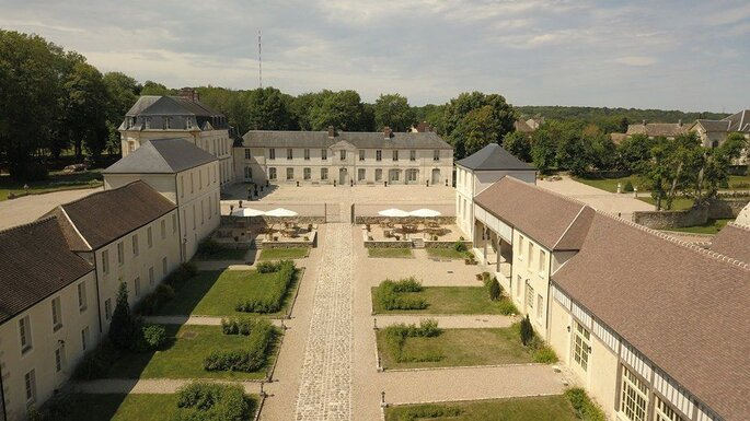 Château de Maudétour - Lieu de Réception -Val d'Oise (95)