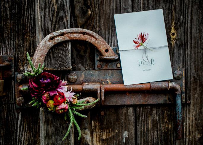 Akwarelą Malowane - papeteria ślubne