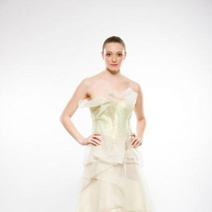 Vestido de novia por Michel Mayer en MARRYJim