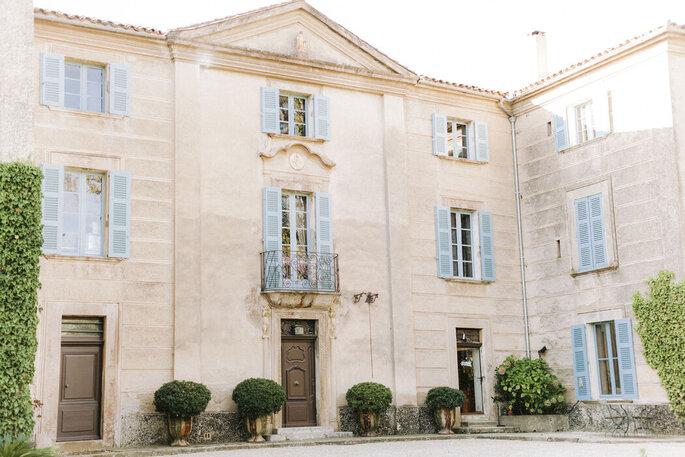 Château de Pampelonne, lieu de réception en Provence