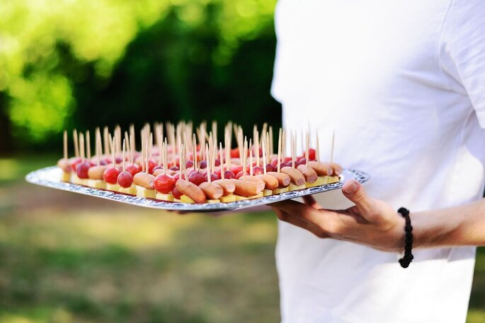 Naturo'deliss Traiteur Bio - Buffet de mariage - Brignoles