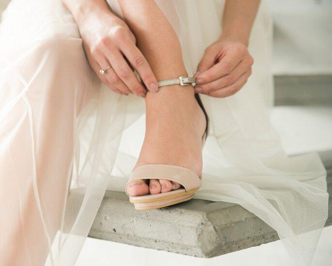 ¡5 consejos de una diseñadora para encontrar tu vestido de novia!