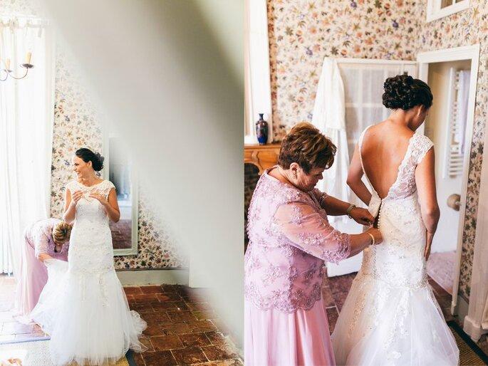 Ines + Oliver´s Wedding, image: Laurent Brouzet