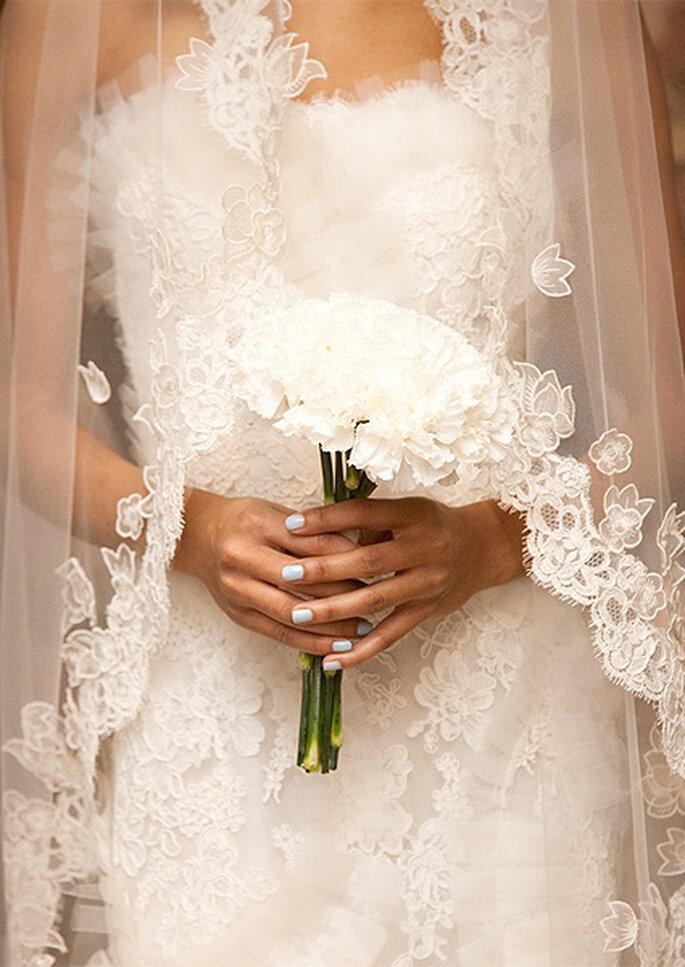 Matrimonio In Articulo Mortis : Tendencias uñas de novia colores pastel en tus manos
