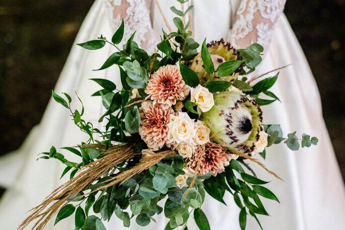 Serre Sauvage - Bouquet de la mariée - Gironde (33)