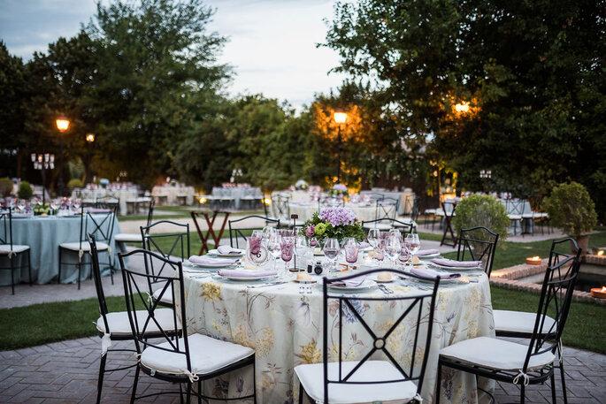 Palacio de Aldovea fincas bodas Madrid