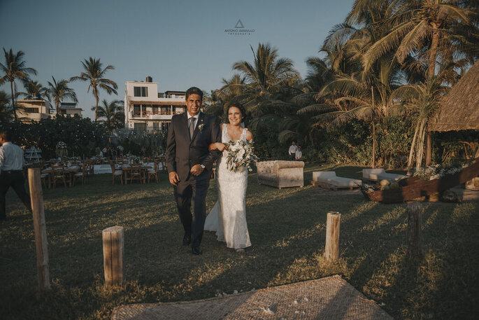 Antonio Jaramillo Fotografía Fotógrafo de bodas en Acapulco