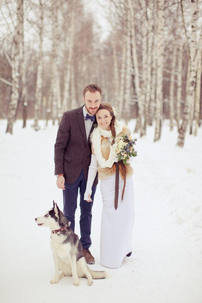Tiere bei der Hochzeit