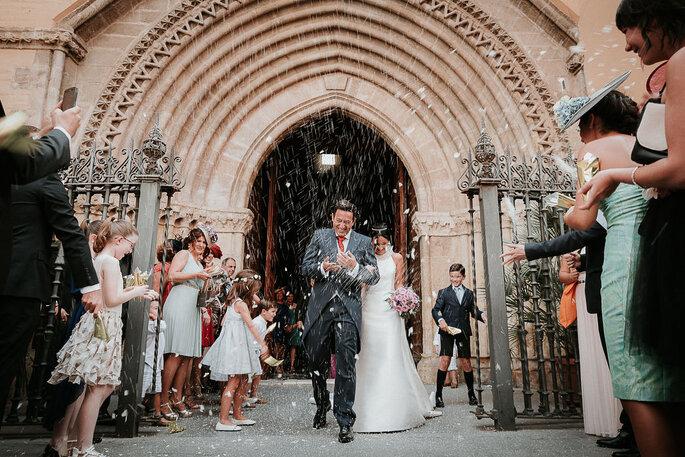 Cómo organizar una boda religiosa