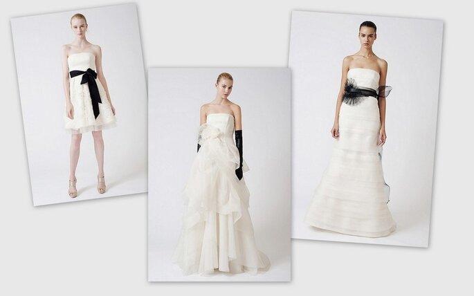 Collezione vestiti da sposa autunno 2010 Vera Wang 75292aeaa69