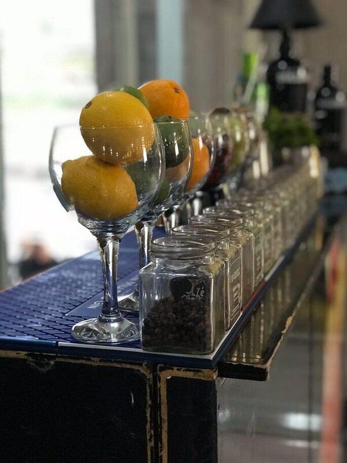 Serviço de bar-catering
