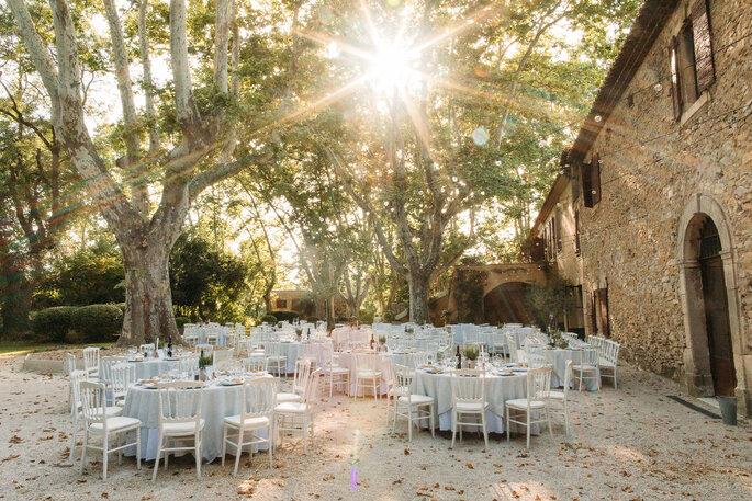 Le Moulin de la Recense - Lieu de réception pour votre mariage - Bouches-du-Rhône