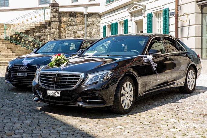 Chauffeur Drive AMAG Services AG