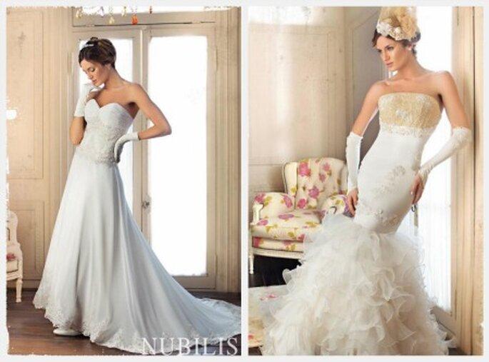 Que vestido te gusta más para Paula - Fotos Nubilis