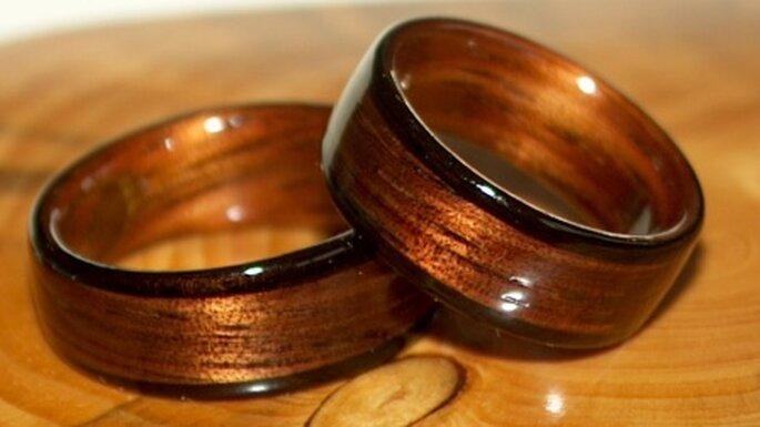 Eco-friendly wedding rings