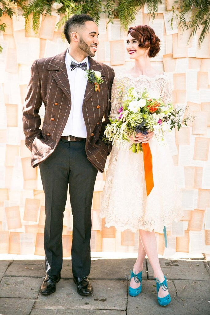 Chic Vintage Brides Ilene Squires Photography