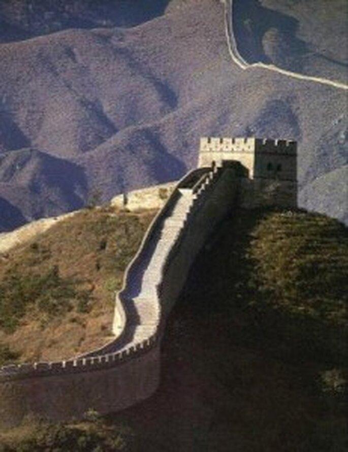 La Gran Muralla China...