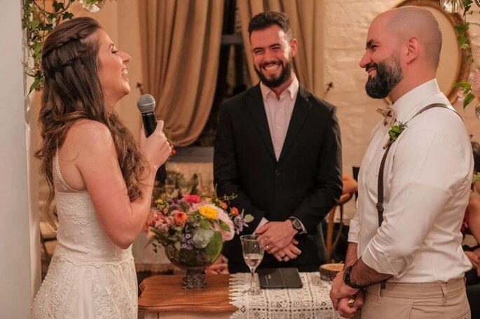 Celebrante casamento SP
