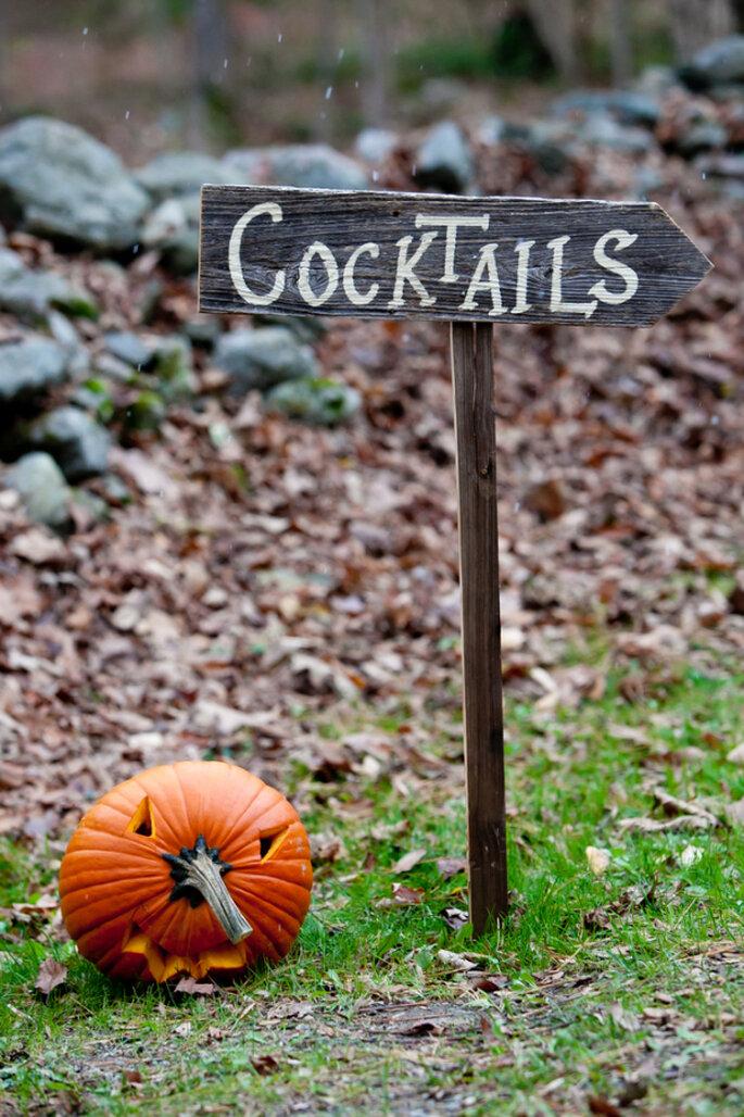 Hochzeitsdekoration einmal anders – Foto via shutterstock