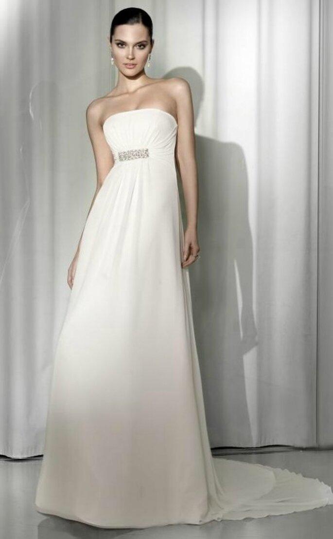 Vestido de novia Pepe Botella 2012