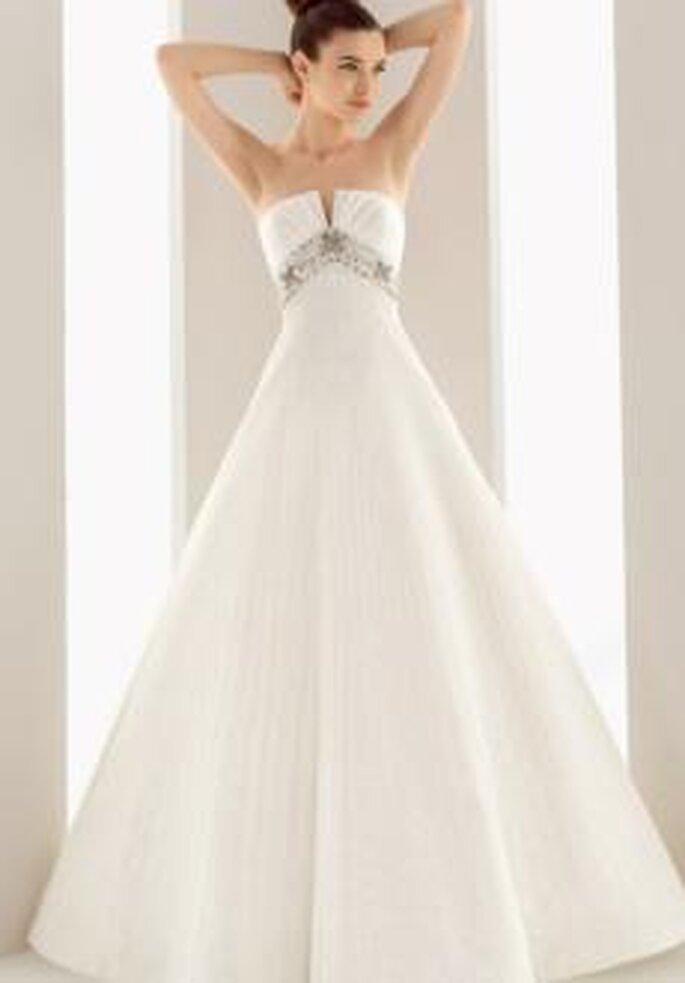 Свадебное платье Nuez от Aire Barcelona.
