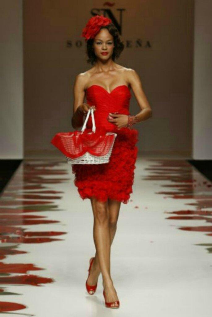 Outfits für das Standesamt, Frauen aus der Kollektion Sonia Pena