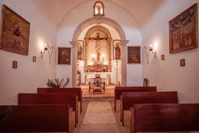 Capela da Casa da Nossa Senhora da Paciência