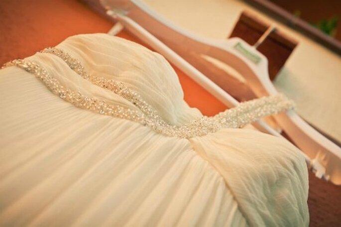 Trouver sa robe de mariée, la préoccupation majeure de la Bride to Be - Crédit photo : Adrian Tomadin