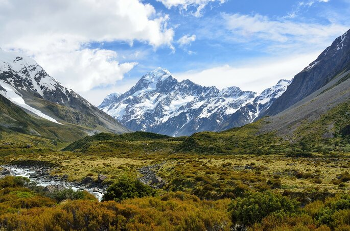 Mount Cook - Pixabay