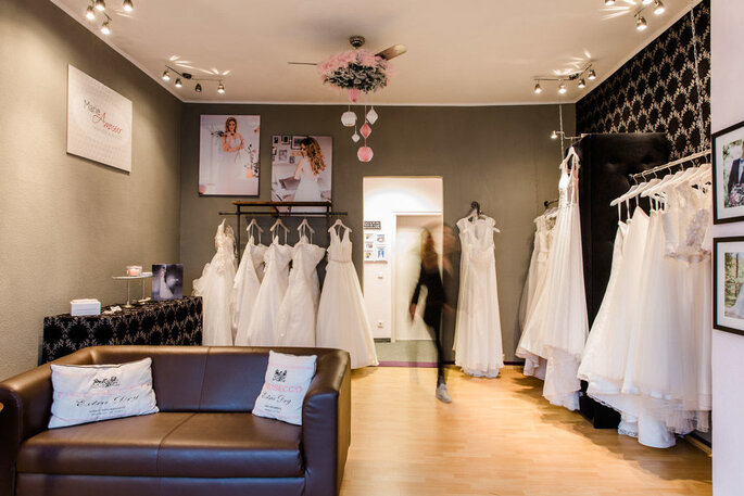 Marie Amour Brautmode Wuppertal