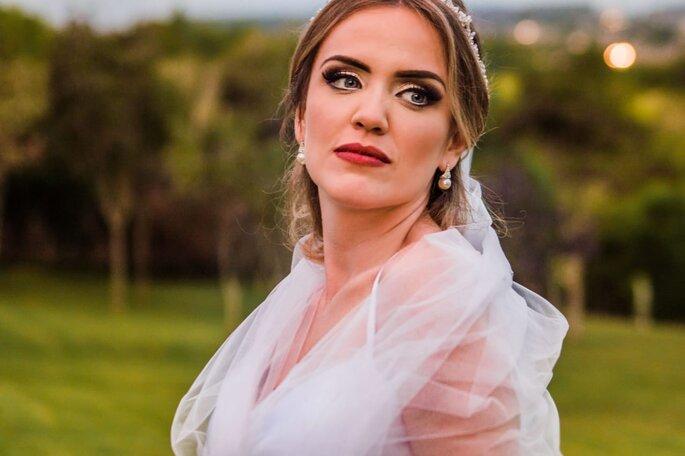 Casamento ao ar livre em Indaiatuba
